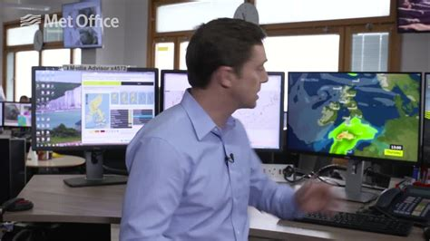 Weather Forecast Met Office Update Severe Weather Warning