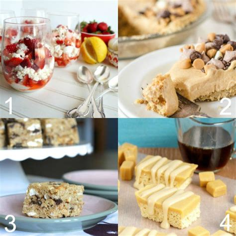 72 and easy no bake dessert recipes