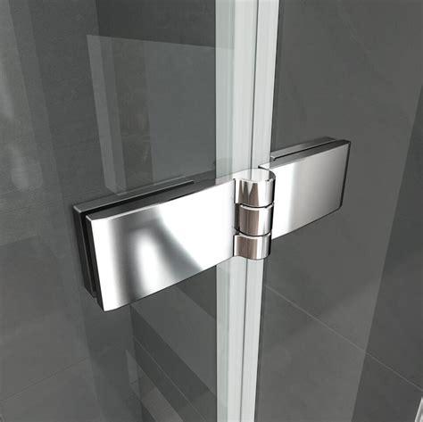 luxury xmm  fold folding bath shower screen