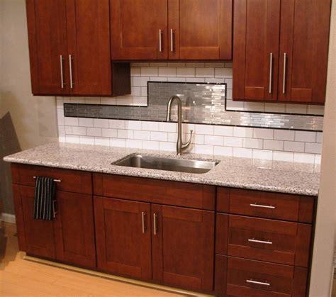 shaker kitchen cabinets cherry shaker kitchen cabinets photo album Cherry