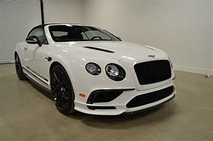 2018 Bentley Continental Supersports Convertible For Sale 83475 MCG