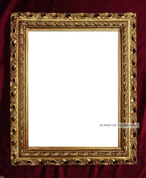 spiegel barock weiß wandspiegel 43x36 spiegel barock rechteckig gold bilderrahmen arabesco 3