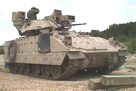 Hibious Vehicle by Bradley Light Tank