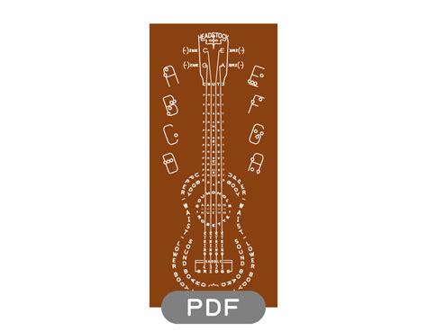 aaron kuehn ukulele typogram