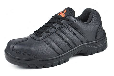 black comfortable work shoes mens and womens composite toe waterproof comfortable all