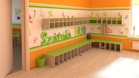 Flur Gestalten Kita by Sch 246 N Kindergarten Garderoben Kita