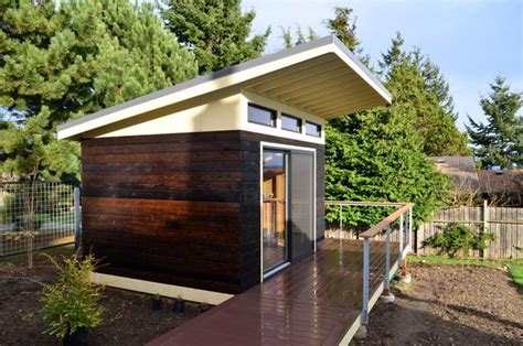 Tuff Shed Premier Studio by Shed Roof Design Architectural Design