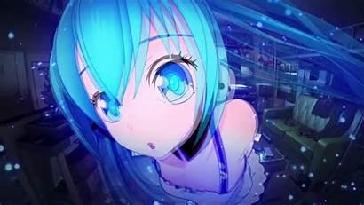 Anime Windows Animated Engine Deskscapes Miku Hatsune