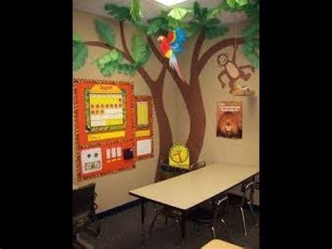 ideas para ambientar decorar el salon de clases