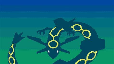 video games pokemon emerald rayquaza wallpapers hd
