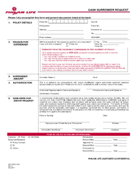 Since it was my first time to renew my insurance, an agent (not jobelle this your next annual premium payment of (amount here) will be due on june 24, 2016. Phil Am Life Insurance Withdrawal - Fill Online, Printable, Fillable, Blank | PDFfiller