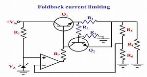 Voltage Controlled Fold Back Current Limiting