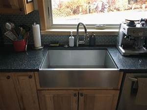 Farmhouse, Sinks, What, I, Think, Of, The, Trend, After, Installing, Mine