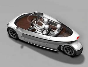 SEV – Space Efficient Vehicle - Tuvie