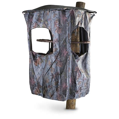 guide gear universal tree stand blind kit 177444 tree