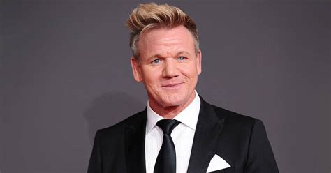 Chef gordon ramsay explores the world to find the best local cuisines. Gordon Ramsay shares photo of son Oscar showing off scowl