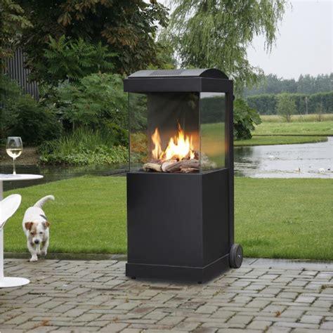 garden gas patio heater outdoor gas fire patio garden heater log effect outdoor gas fire patio heater