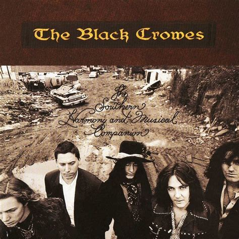 The Companion the black crowes the southern harmony and musical