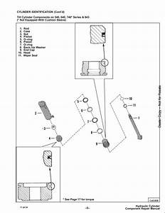Bobcat Hydraulic Cylinders Service Repair Workshop Manual