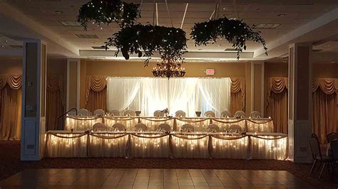 wedding reception venue hall quincy il town country inn and suites
