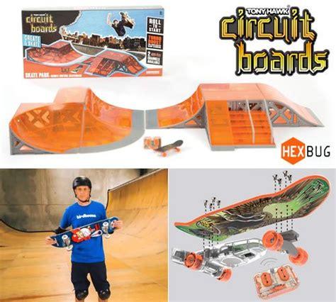 Tony Hawk Circuit Boards Hexbug Skate Park With Remote