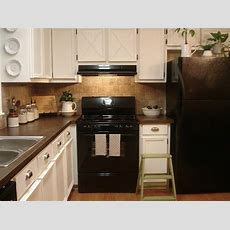 Don't Disturb This Groove Kitchen Cabinets Updated With