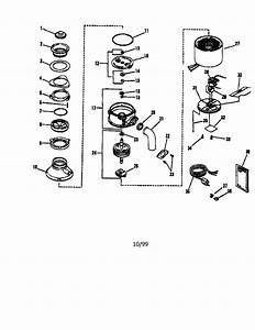 Emerson Disposal Parts