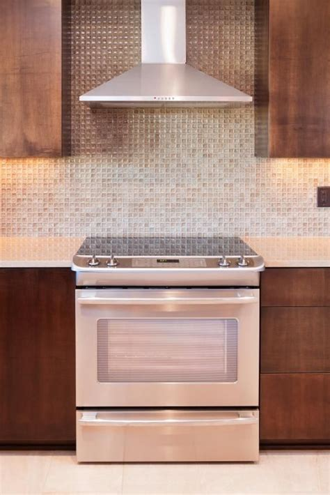 neutral kitchen backsplash ideas neutral mosaic glass backsplash kitchen ideas 3471