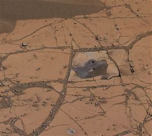 Curiosity Rover Ground-Truths Data at Martian Mountain's Base
