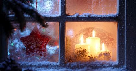 Weihnachtsdeko Fenster Schnee by Weihnachtsstimmung F 252 R Die Fenster Hd Hintergrundbilder
