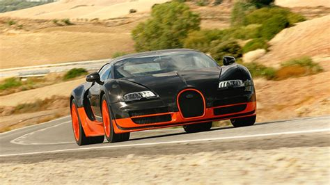Veyron Ss Confirmed As Fastest Production Car In The World