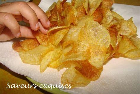 chips de pommes de terre saveurs exquises
