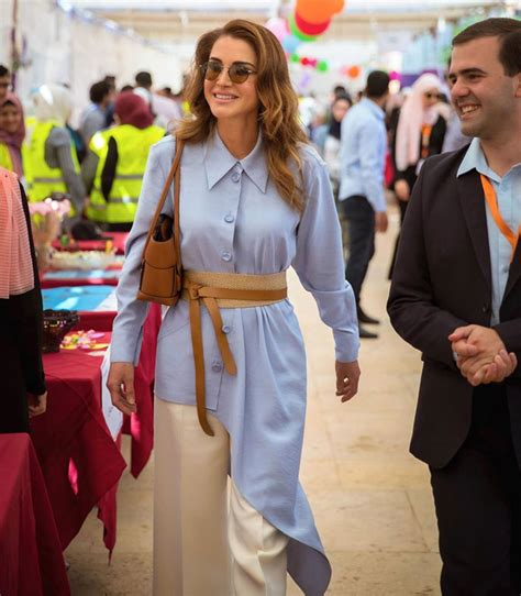 Rania Al Abdullah The 49 Year Old Queen Who Is Empowering The World News