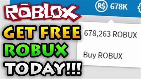 You can safely use roblox generator to add unlimited robux to your roblox account. ROBLOX How to get FREE Robux on roblox WORKING AND EASY ...