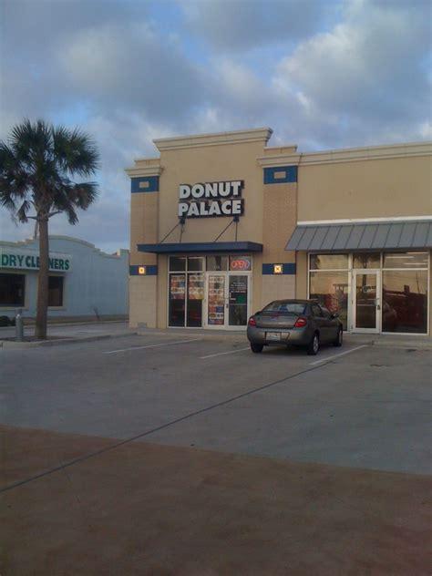 christi corpus texas donut palace tx