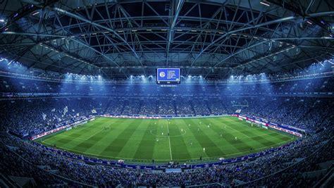 veltins arena meistbesuchtes stadion deutschlands