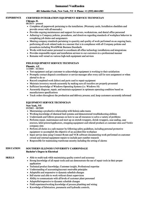 copier repair sle resume agenda templates for word