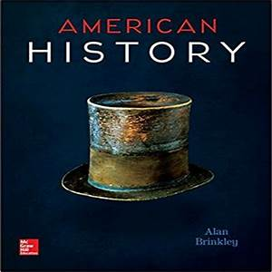 American History Connecting With The Past 15th Edition By
