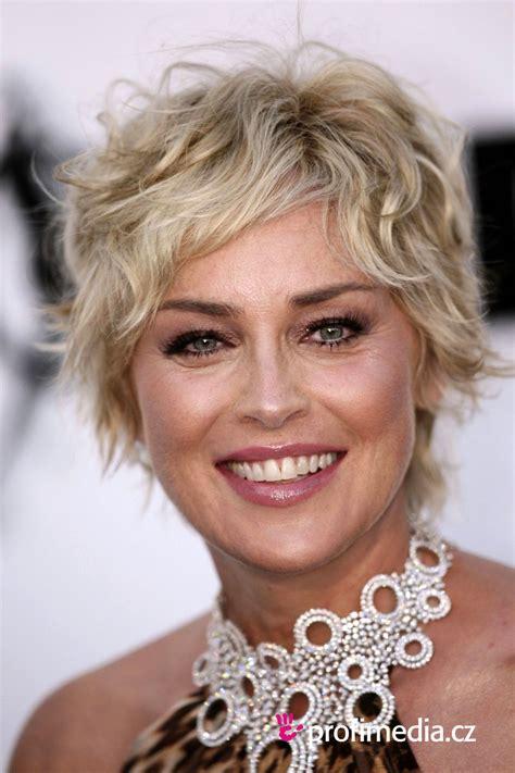 Sharon Stone   frisur zum Ausprobieren in eFrisuren