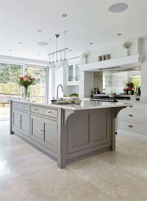 Contemporary Kitchens With Attention To Detail by Contemporary Grey Kitchen Tom Howley
