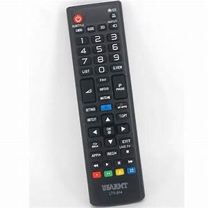 New Universal Remote Control Ltv 914 For Lg Tv Remote Akb73715679 Akb73715634 For Many Models