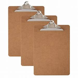 office depot brand wood clipboards letter size 100percent With home brand letter board
