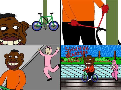 Nigga Stole My Bike Meme - image 413573 nigga stole my bike know your meme