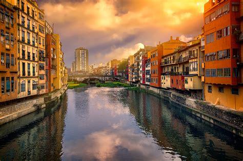 Girona City In Spain Sightseeing And Landmarks