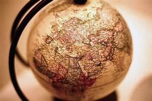 earth, globe, photography, vintage, world - image #285810 ...