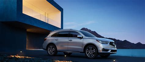 Acura Of Chattanooga by The Versatile And Spacious 2017 Acura Mdx Near Chattanooga