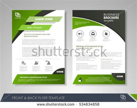 Leaflet Template Stock Images Royalty Free Images Leaflet Template Stock Images Royalty Free Images