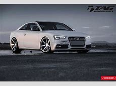 TAG Motorsports and Vossen Wheels Wheel Craze