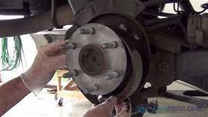 Parking Brake Shoe Replacement Chevrolet Tahoe  Suburban