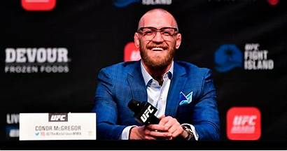 Mcgregor Ufc Conor Fight Mirror Poirier Mma